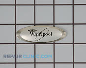 Nameplate - Part # 940792 Mfg Part # 3955776