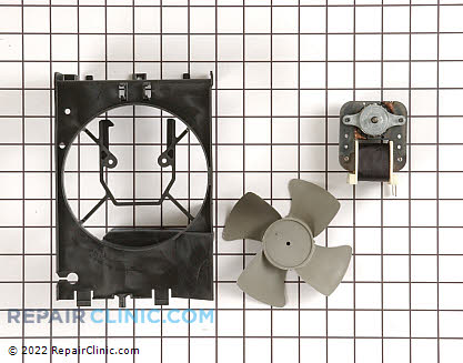 Fan Motor 5303922053 Main Product View