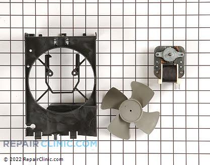 Fan Motor 5303922053 Main Product View