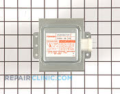 Magnetron - Part # 894308 Mfg Part # 58001066