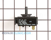 Rotary Switch - Part # 1000981 Mfg Part # 22003961
