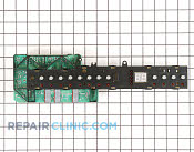 Main Control Board - Part # 940548 Mfg Part # 99002825