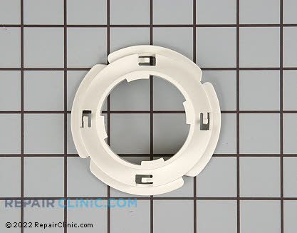 Wash Arm Retainer Nut WD12X10061      Main Product View