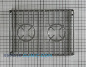 Burner Grate - Part # 1174100 Mfg Part # 9760230CG