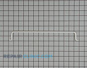 Lower door shelf bar - Part # 945290 Mfg Part # WR17X11210