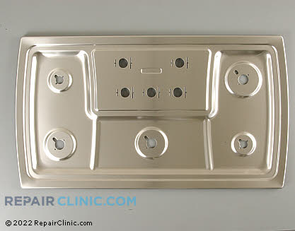 Glass Cooktop W10140184       Main Product View