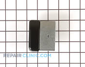 Surface Burner Cap - Part # 1049340 Mfg Part # 00415472