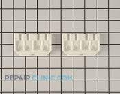 Ceramic Receptacle Block - Part # 2339 Mfg Part # WB2X1351