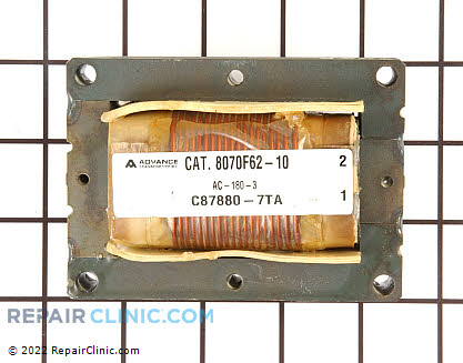 Transformer filament C8788007        Main Product View