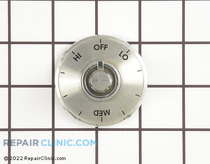 Control Knob K1325011 Main Product View