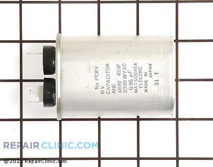 High Voltage Capacitor R0861501 Main Product View