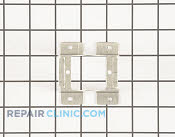 Bracket & Flange - Part # 247734 Mfg Part # WB2K5377
