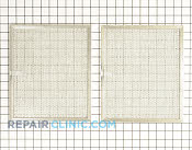 Grease Filter - Part # 248697 Mfg Part # WB2X3998
