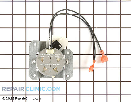 Door Lock Motor and Switch Assembly WB26K5036 Main Product View