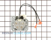 Door Lock Motor and Switch Assembly - Part # 253905 Mfg Part # WB26K5036