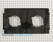 Burner Drip Pan - Part # 258304 Mfg Part # WB32X5112