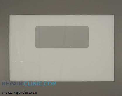 Oven Door Glass WB36X5692 Main Product View