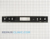 Touchpad and Control Panel - Part # 259243 Mfg Part # WB36K5414