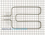 Broil Element - Part # 261013 Mfg Part # WB44X5093