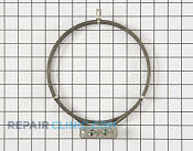 Convection Element - Part # 260867 Mfg Part # WB44X10012