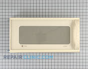 Door assy-almond - Part # 262131 Mfg Part # WB55X10004