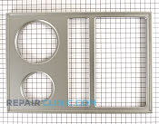 Glass Cooktop - Part # 265441 Mfg Part # WB62X5371