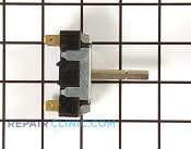Rotary Switch - Part # 276636 Mfg Part # WE4X492