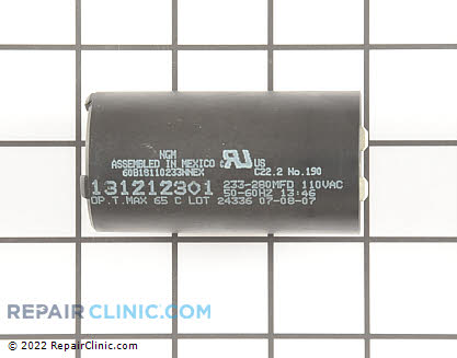 Capacitor WH12X1001 Main Product View
