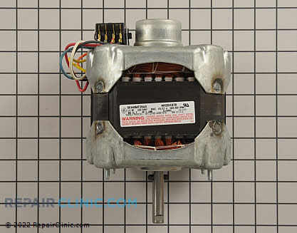 Drive Motor WH20X876 Main Product View