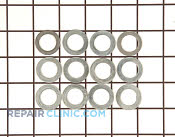 Gasket & Seal - Part # 279248 Mfg Part # WH2X580D