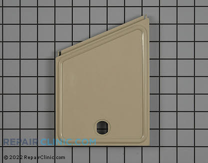 Door mtr case access almond WH42X2091       Main Product View