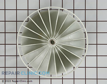 Blower Wheel 00096429 Main Product View