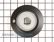 Surface Burner Base - Part # 347814 Mfg Part # 04100082