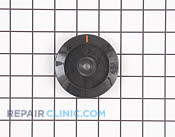 Knob, Dial & Button - Part # 406443 Mfg Part # 131118500