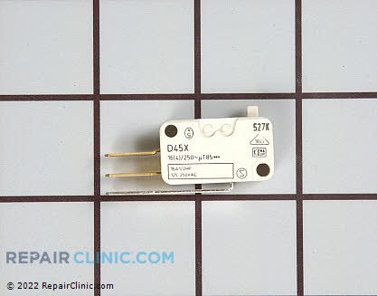 Micro Switch 00165926 Main Product View