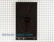 Glass Cooktop - Part # 437657 Mfg Part # 00212081
