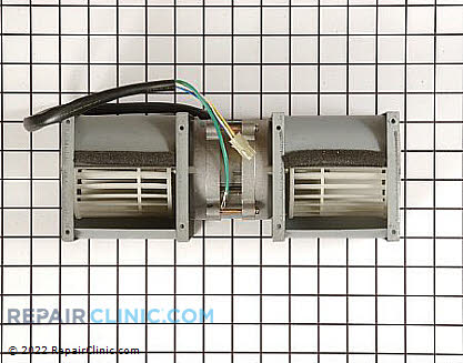 Exhaust Fan Motor 2720-0018 Main Product View