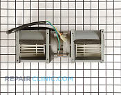 Exhaust Fan Motor - Part # 468597 Mfg Part # 2720-0018