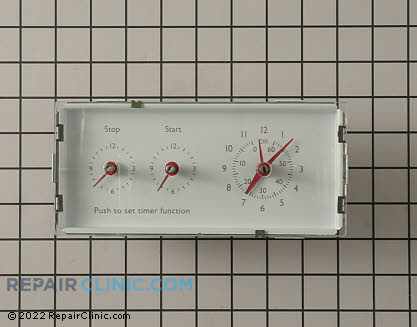 Circuit Board & Timer 316017411 Main Product View