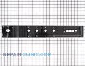Control  Panel - Part # 495015 Mfg Part # 316034511
