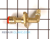 Gas Tube or Connector - Part # 503011 Mfg Part # 3186489