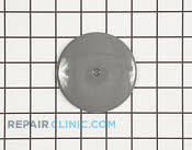 Surface Burner Cap - Part # 504255 Mfg Part # 3191735
