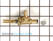 Surface Burner Valve - Part # 504956 Mfg Part # 3196852