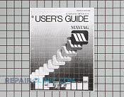 Manuals, Care Guides & Literature - Part # 516206 Mfg Part # 33001259