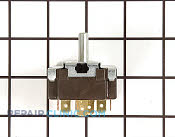 Selector Switch - Part # 517111 Mfg Part # 33002276