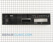 Control  Panel - Part # 536775 Mfg Part # 00351657