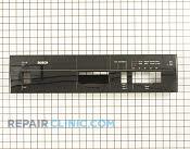 Control  Panel - Part # 536786 Mfg Part # 00351675