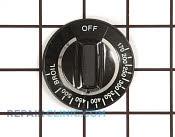 Thermostat Knob - Part # 570920 Mfg Part # 4337055