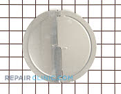 Vent Damper - Part # 593650 Mfg Part # 47001179