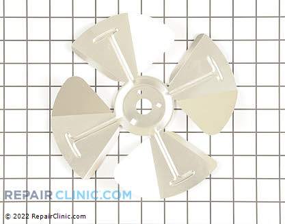 Fan Blade 5303202397 Main Product View